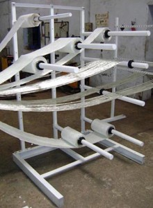 04. Mat Roll Stands