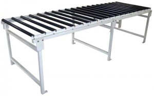 08. Section Conveyor Roller Table