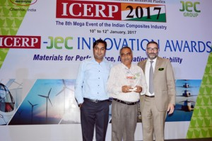 ICERP-JEC INNOVATION AWARD 2017
