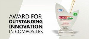 ICERP JEC INNOVATION AWARD 2017