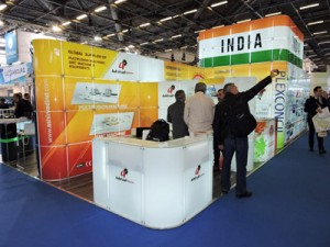 Ashirvad Industries Booth at JEC World 2018-3