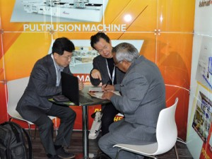 Ashirvad Industries Booth at JEC World 2018-4