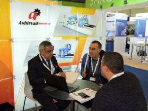 Ashirvad Industries Booth at JEC World 2018-5