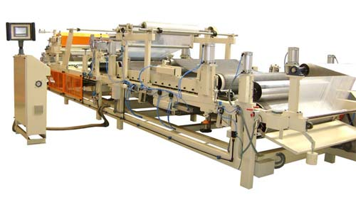 Sheet Moulding Compound or Sheet Moulding Composite (SMC) Machine