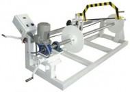 01. Glass Mat Slitter